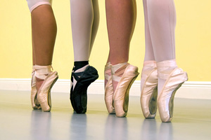 Ballet in Boulder City, Nevada