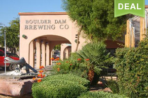 Boulder Dam Brewing Company in Boulder City, NV