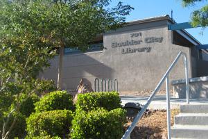 Boulder City Library in Boulder City, NV