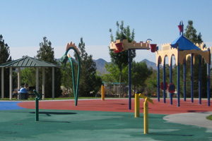 Water Park in Boulder City, Nevada