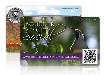 Boulder City Deals Cards for Boulder City, Nevada