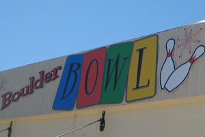 Boulder Bowl in Boulder City, Nevada