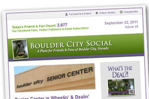 Getting BC Social via the Weekly eNews