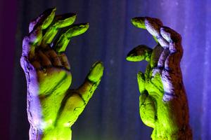 Zombie Hands in Boulder City, NV