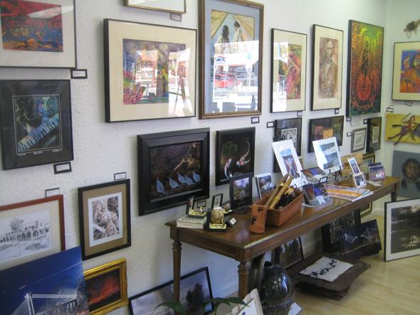 Corner Gallery in Boulder City, NV