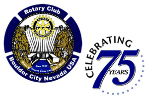 Rotary Club of Boulder City 75 Years