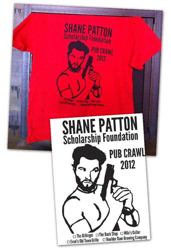 Shane Patton Pub Crawl in Boulder City, Nevada
