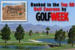 Boulder Creek Golf Course Ranked Top 50 in Golf Week