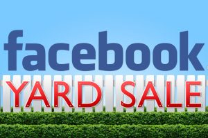 Virtual Yard Sale on Facebook for Boulder City, NV
