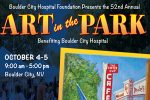 Art In The Park 2014 in Boulder City, Nevada