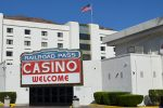 Railroad Pass Casino near Boulder City, Nevada