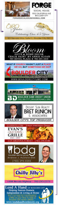 Sidebar Ad Example-All Ads Boulder City, NV