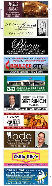 Sidebar Ads Vertical Rotation on Boulder City Social