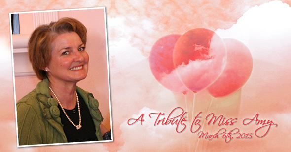 Tribute for Miss Amy Arnaz in Boulder City, Nevada