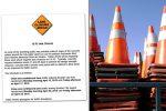 US 93 Lane Closures in Boulder City, NV