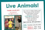 Live Animals at Boulder City Library in Boulder City, Nevada