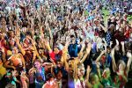 Damboree Dance Party 2015 in Boulder City, Nevada