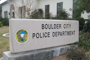 Boulder City Police Department in Boulder City, Nevada