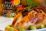 Happy Turkey Day 2015 in Boulder City, NV