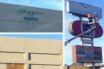 Haggen Signs Down in Boulder City, Nevada