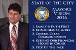 Boulder City Mayor's Vision Statement 2016 for Boulder City, Nevada