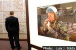 Always Lost: A Meditation on War Exhibit in Boulder City, Nevada
