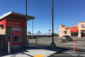 Bank Of America ATM in Boulder City, Nevada