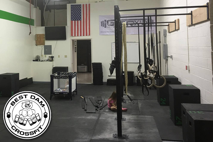 Best Dam Crossfit in Boulder City, Nevada