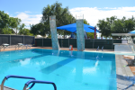 Boulder City Pool Dive Tank