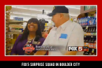 Fox 5 Vegas Surprise Squad in Boulder City, Nevada