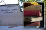 Boulder City, Nevada Library Books