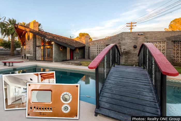 Boulder City's Frank Lloyd Wright Designed House