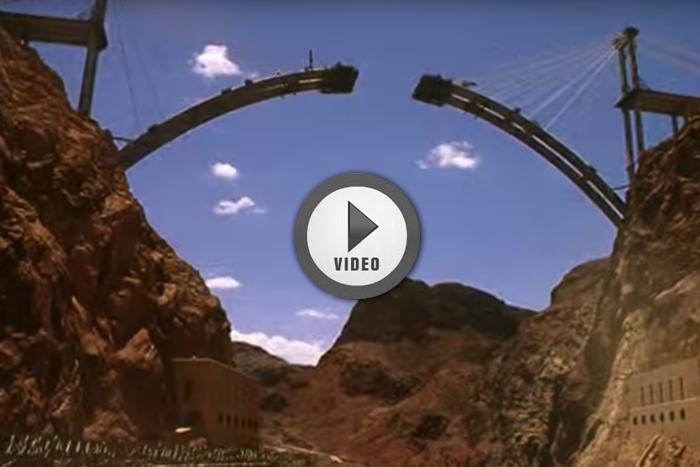 Time Lapse Video of Tillman Bridge Construction
