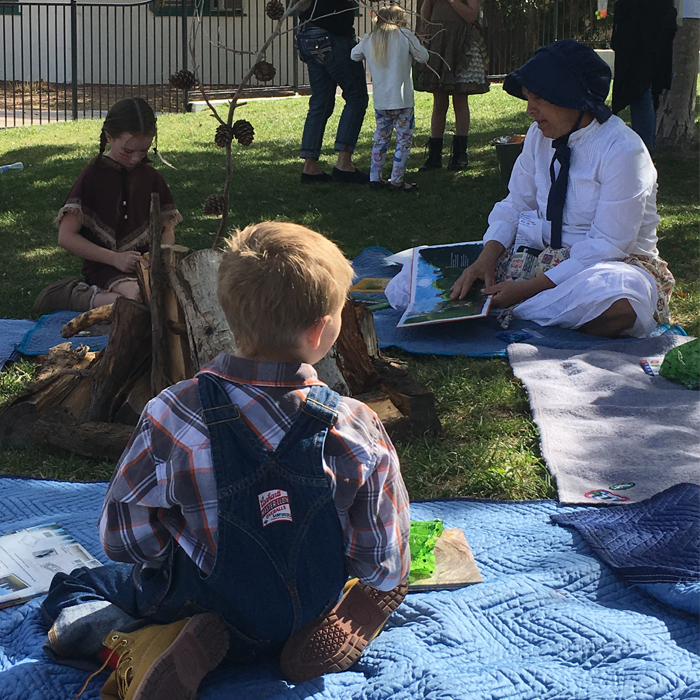 Campfire Stories in Carson City