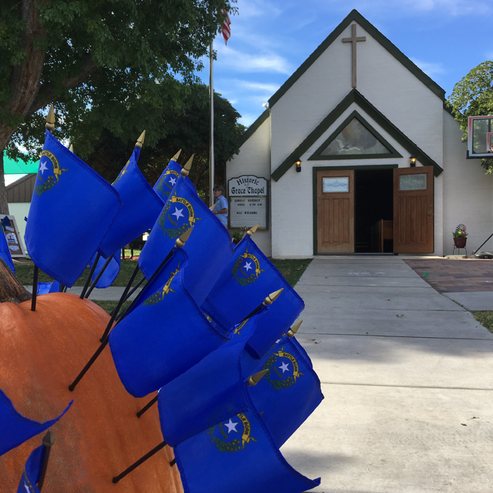 Nevada Day 2016 at Grace Christian Academy