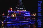 Lake Mead Parade of Lights near Boulder City, NV