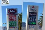 Rebel Becomes Arco in Boulder City, Nevada