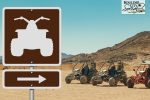 ATV's in Boulder City, Nevada