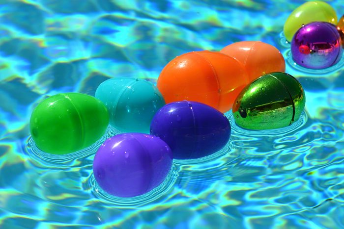 3rd Annual Easter Pool Plunge