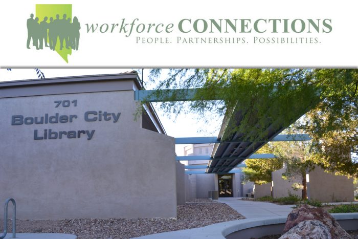 Workforce Connections Coming To Boulder City Library