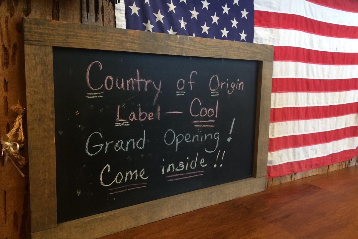CountryOfOrigin Label Store Boulder City, NV