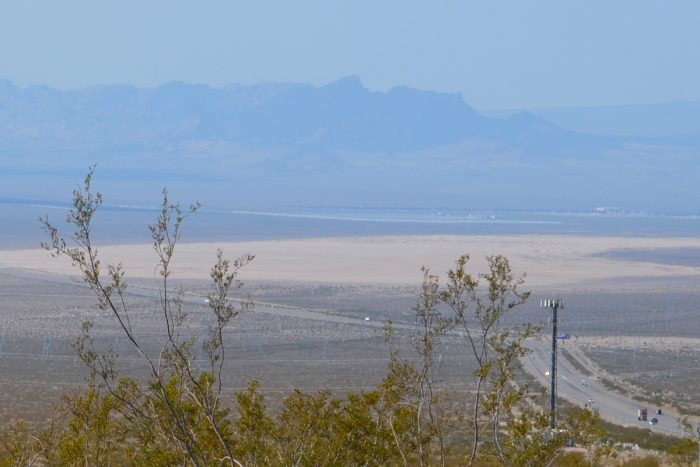 Dry Lake Bed Closed July 4th