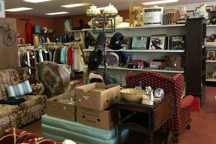 New Boulder City Business: Sherman's Thrift Nation