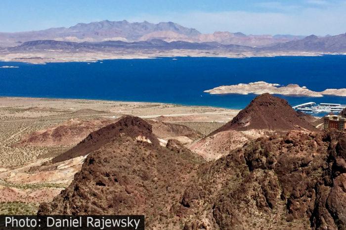 Fan Photo: A Beautiful Lake Mead View