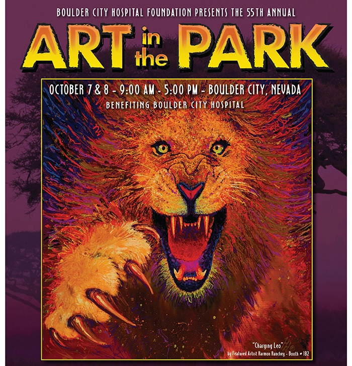 Art In The Park 2017 Boulder City, NV