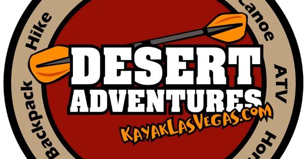Desert Adventures Logo Crop Boulder City, NV