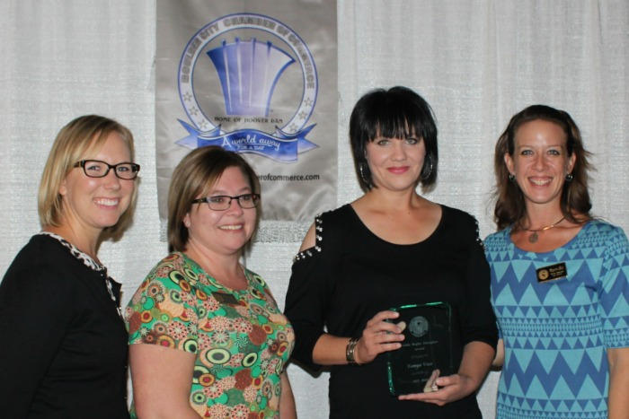 Homestead Tanya Vece Award Boulder City, NV