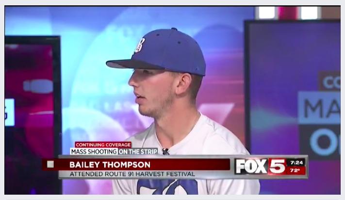 Local Explorer Bailey Thompson Boulder City, NV
