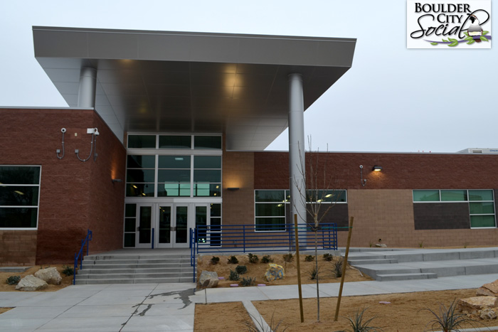 Boulder City High School, Boulder City, Nevada