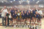 BCHS Volley Ball Champs Boulder City, Nevada